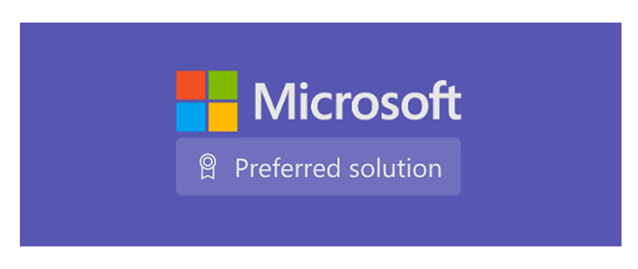 ASC Recording Insights is selected as a Microsoft Preferred Solution