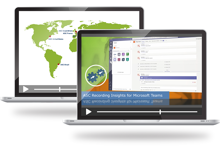 ASC in 3 Minutes - Discover the world of ASC with its innovative solutions for compliance recording, analytics and quality management – both on-premise and out of the Cloud!