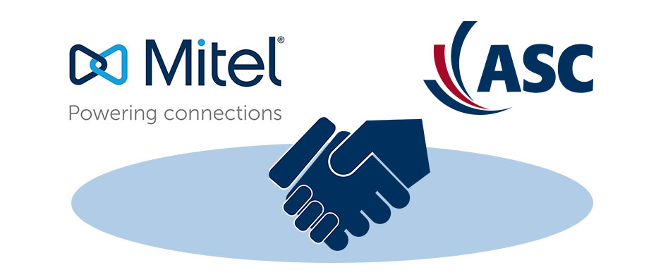 ASC Expands Global Partnership with Mitel